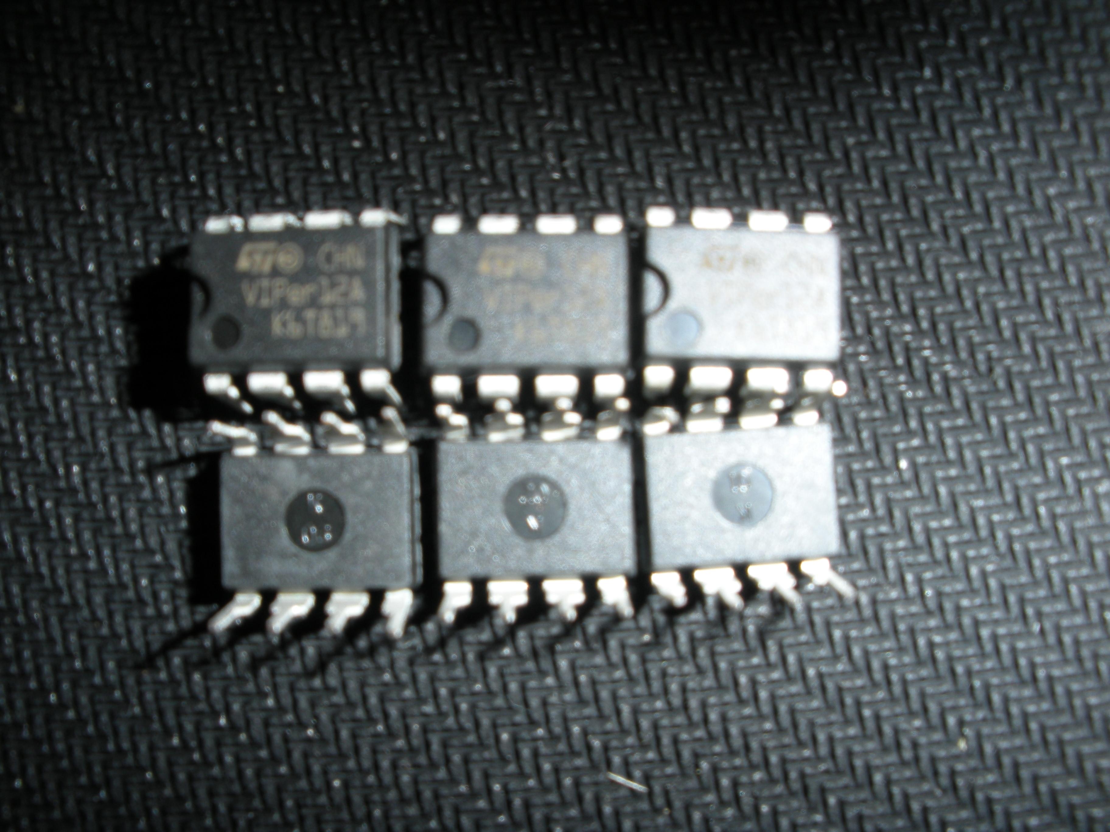 集成电路 电源模块 供应原装进口viper12a开关电源i