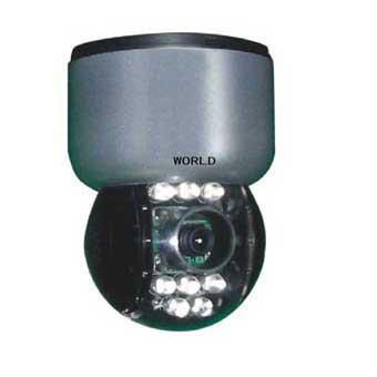 4寸红外智能球型摄像机商机平台