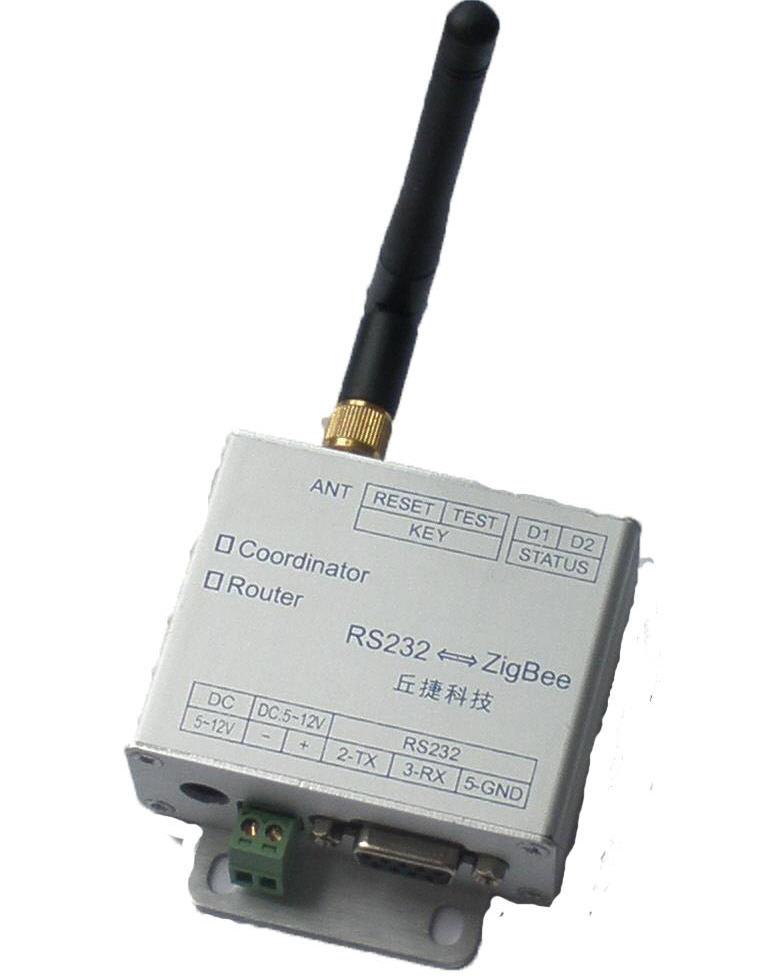 【供应】串口转zigbee rs232转zigbee无线模块 cc2530 2007协议 pa 远