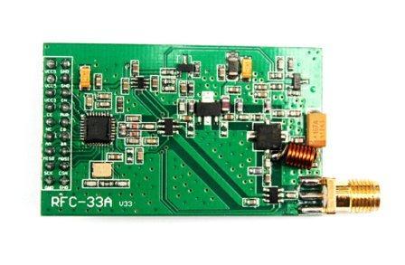 【供应】433mhz大功率2w无线模块rfc-33a(杭州)