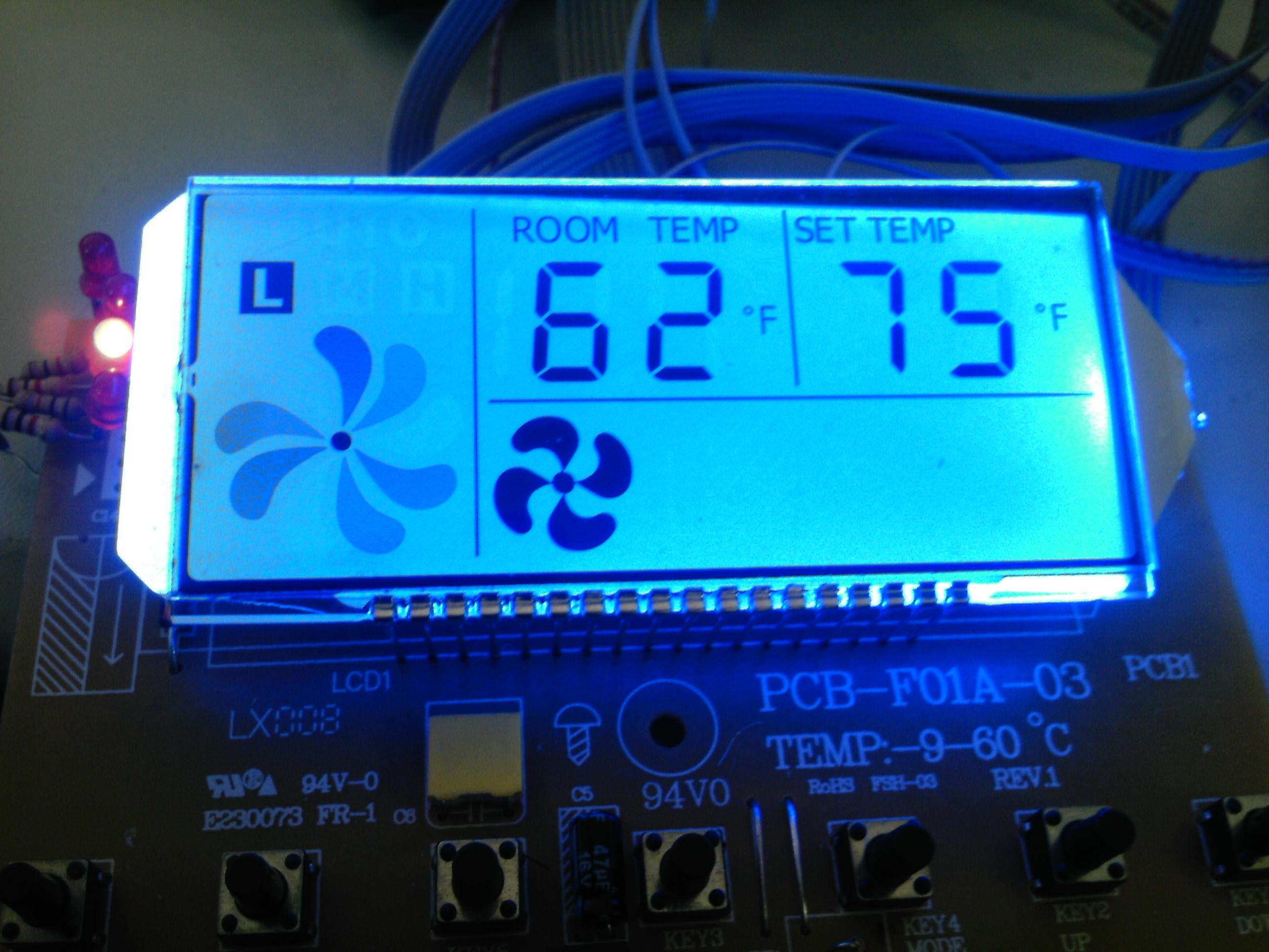 产品库 集成电路 单片机 温控风扇 电风扇 自动调节 风扇 开发
