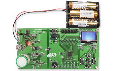 基于aducm360的有毒气体检测方案