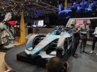 2018日内瓦车展:Formula E Gen2赛车亮相
