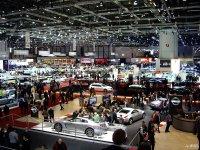 2018日内瓦车展已经变成了半个科技展