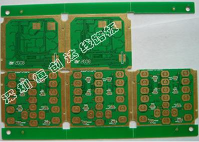 pcb电路板 专业生产手机按键板pcb