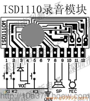 产品库 集成电路 语音ic isd1110录音ic  · 当 前 价: 8.